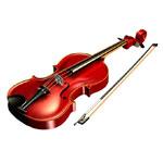 Скрипка от lanayura