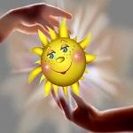 Солнышку солнышко! от elena77