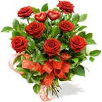 Букет из красных роз от lucia1006