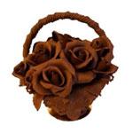 Шоколадная корзина