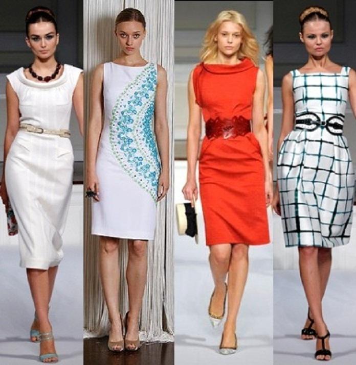 модне шифоновые платья