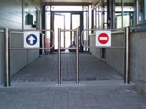 купить автоматические ворота на проходную в екатеринбурге